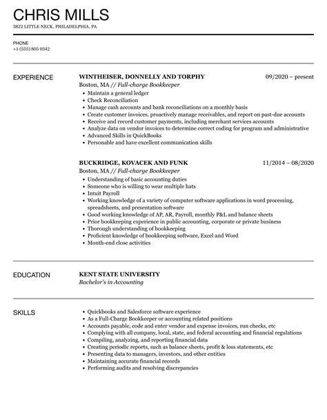 bookkeeper resume duties  nursing resume cover letter template bookkeeper resume duties sample full charge bookkeeper resume resumeindex