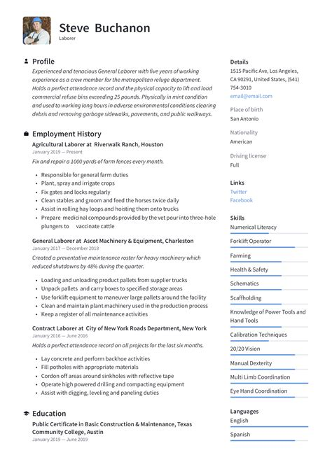 general assistant resume samples sample intern resume doc