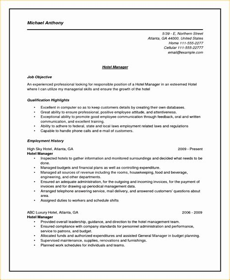 housekeeper advice create my resume housekeeping resume example