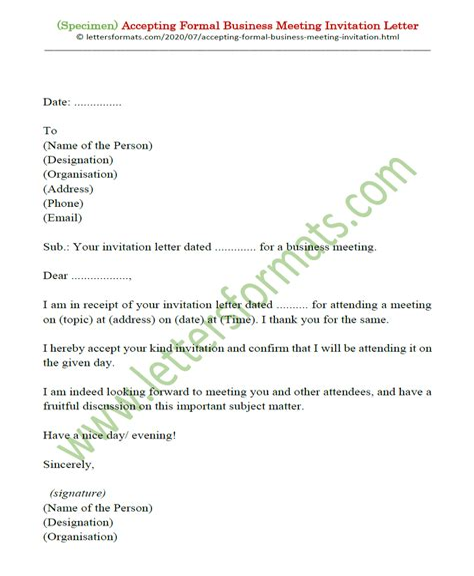Sample invitation letter launching program christmas invitation sample invitation letter launching program acceptance of invitation letter sample format stopboris Choice Image