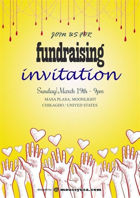Fundraising invitation samples dcbuscharter fundraising invitation samples stopboris Images