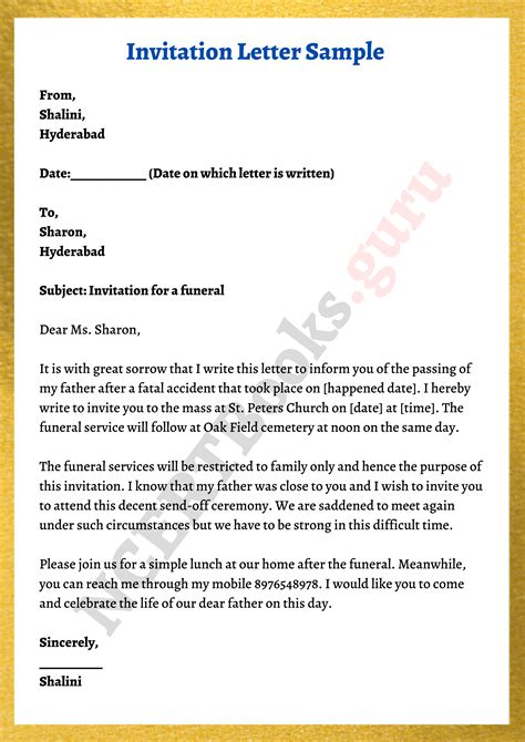 Sample for invitation for exhibition cogimbo sample invitation letter to an event wedding stopboris Choice Image