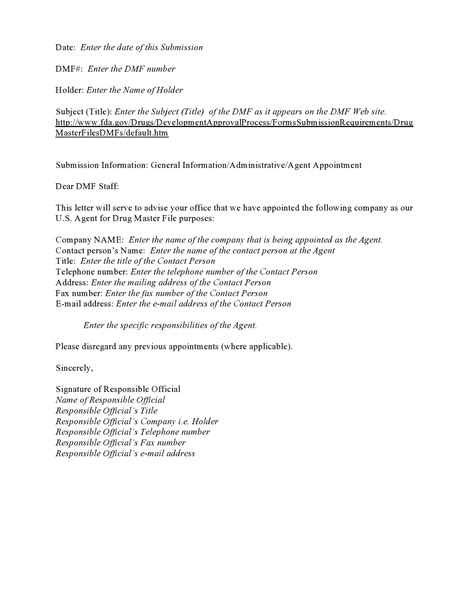missed appointment letter