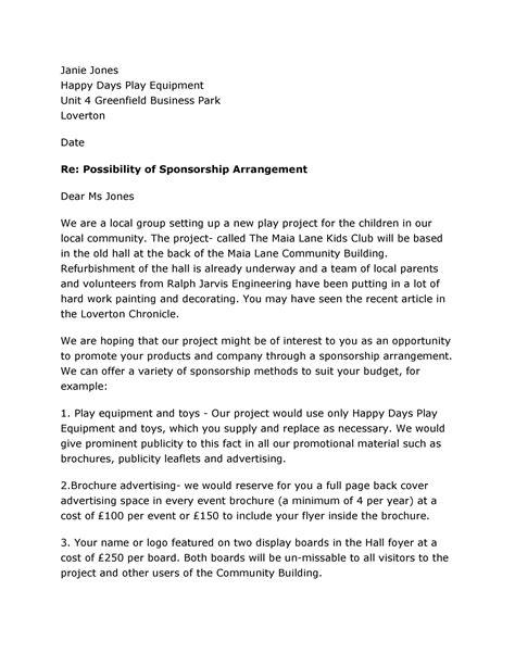 sponsorship letter of icsi sample letters of sponsorship english language institute