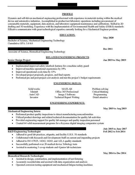sample resume of mechanical sales engineer sample mechanical sales engineer resume how to write - Mechanical Sales Engineer Sample Resume