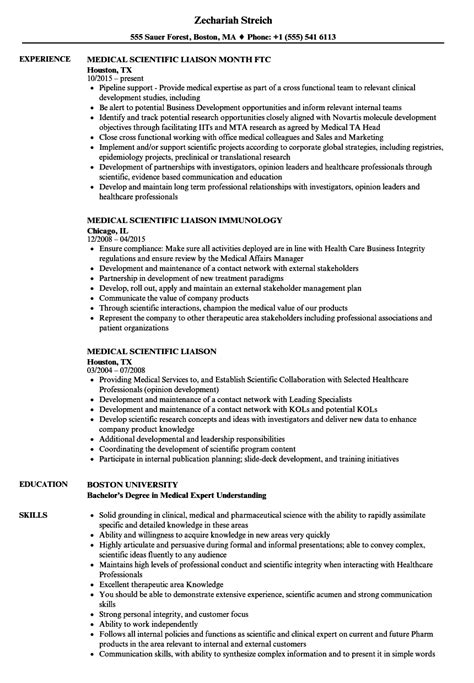 Dorable Physician Liaison Resume Samples Ideas - Example Resume ...