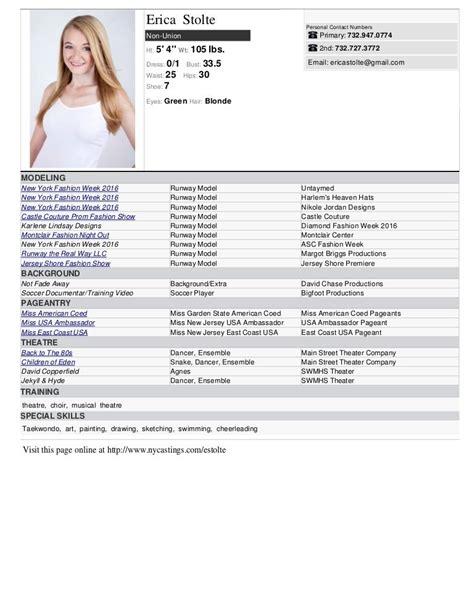 sample modeling resume no experience graduate resume objective