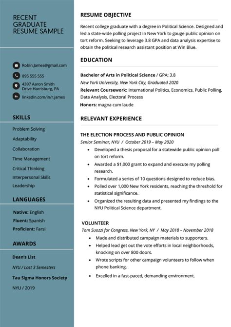 resume samples for high school students environmental technician ... - Examples Of Graduate School Resumes