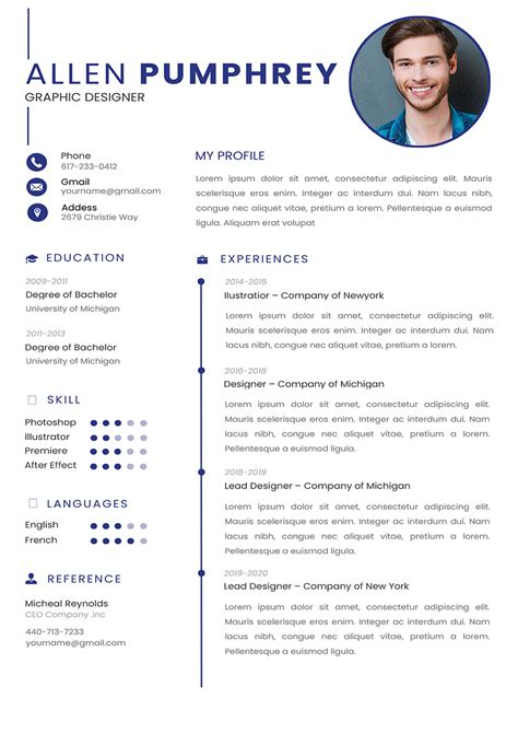 Sample Of Curriculum Vitae For Manager Curriculum Vitae Cv Samples And Writing Tips The Balance