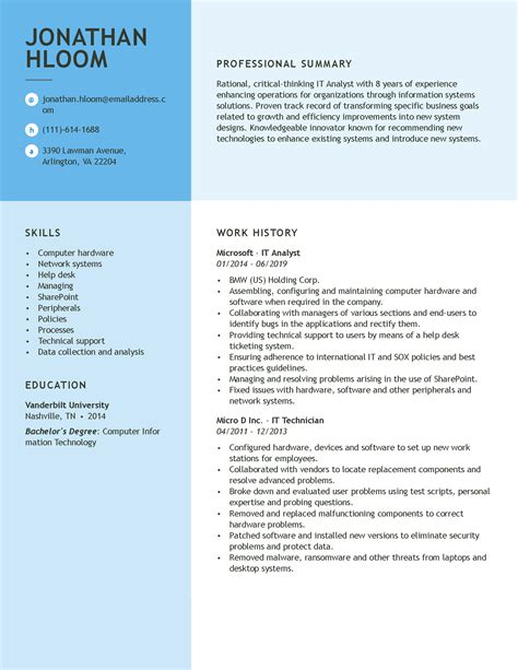 sample professional written resume examples of professionally written resume samples career