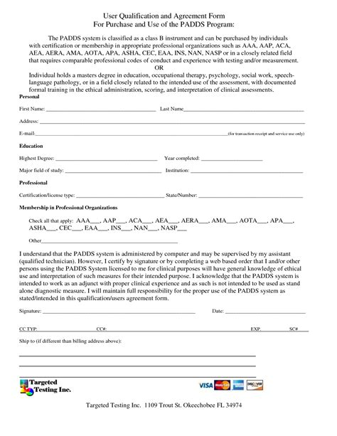 purchase agreement samples