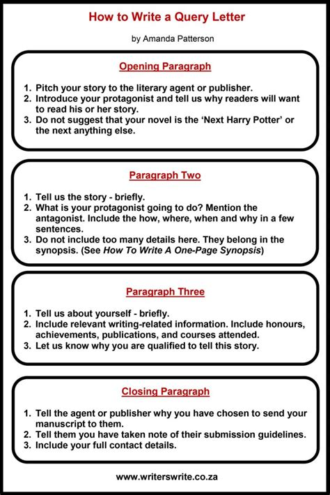 sample query letter screenplay how to write a professional query letter for your screenplay