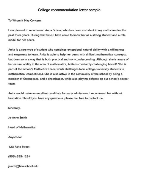 Sample Recommendation Letter For Employment Nurses Best Sample Letter