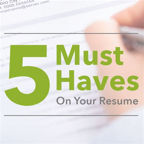 sample resume for owner of small business 5 must haves in your small business owners resume