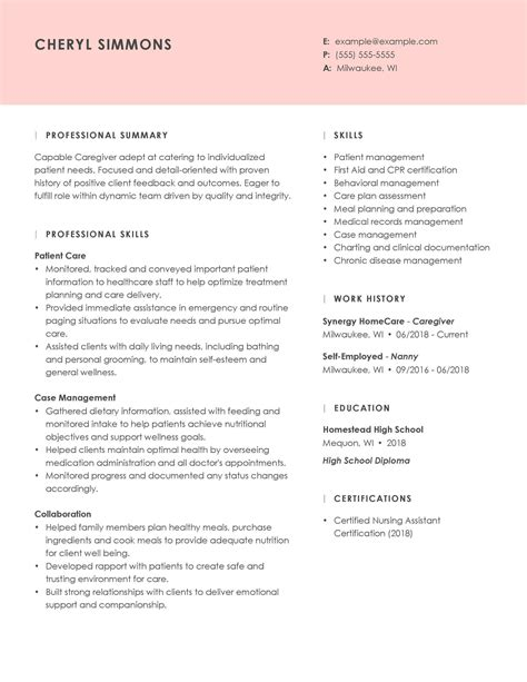 sample resume format for experienced nurses 8 nurses resume samples examples download now