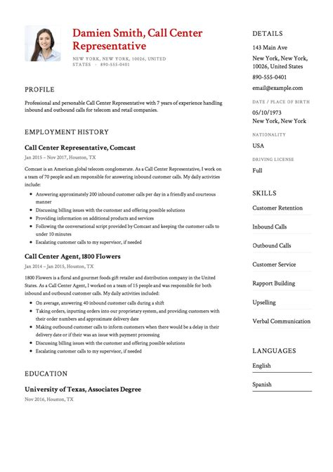 Sample Resume For Call Center Quality Assurance Call Center Glossary Terminology Vocabulary Global
