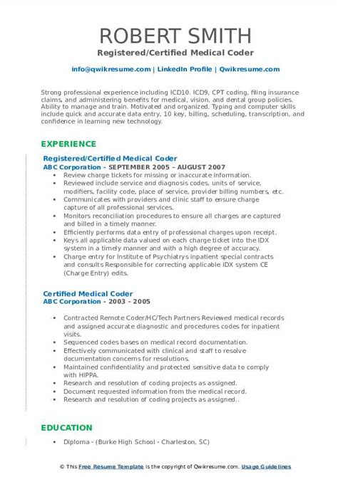 resume for medical school interview best doctor resume example