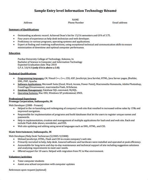 sample resume highschool graduate college graduate resume example the balance - Resume For High School Graduate