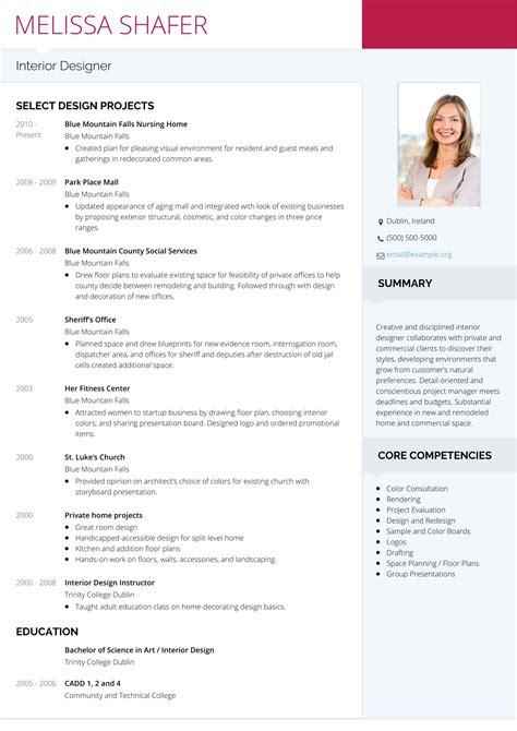 sample resume for interior designer fresher fresher interior designer architect resume - Interior Designer Sample Resume