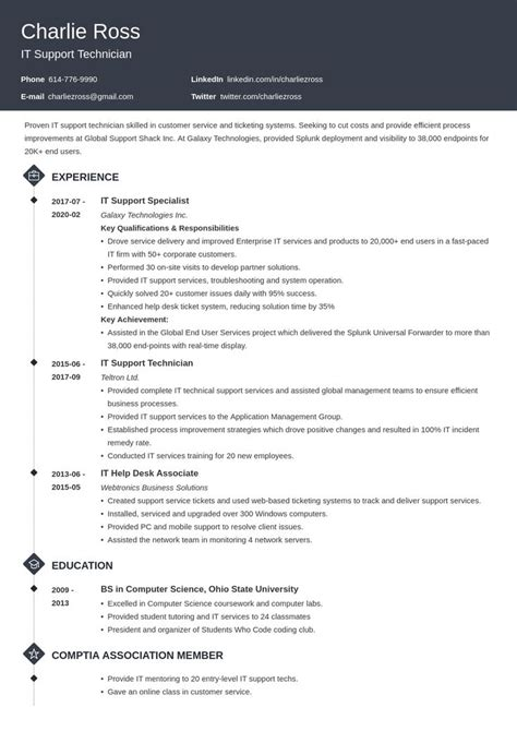 sample resume for java developer entry level it support cv sample helpdesk writing a good cv - Java Developer Entry Level