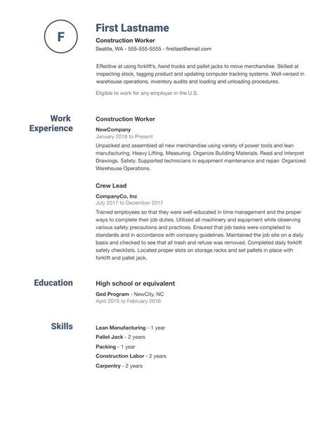 resume builder australia