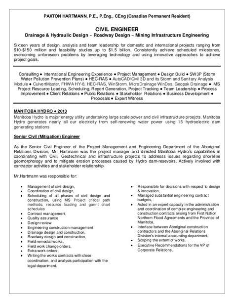 sample resume for geotechnical engineer marine geotechnical engineer resume example - Marine Geotechnical Engineer Sample Resume