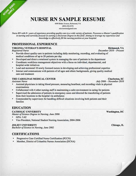 Sample Resume Nursing Assistant Entry Level Nursing Sample Cover Letters Resume Cover Letter Examples