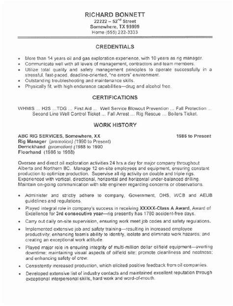 sample resume drilling engineer oil rigs fox oil drilling company - Drilling Engineer Sample Resume
