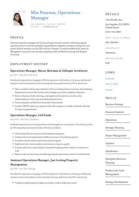 retail operations manager resume sales retail lewesmr director operations resume samples executive director resume non profit - Operation Manager Sample Resume