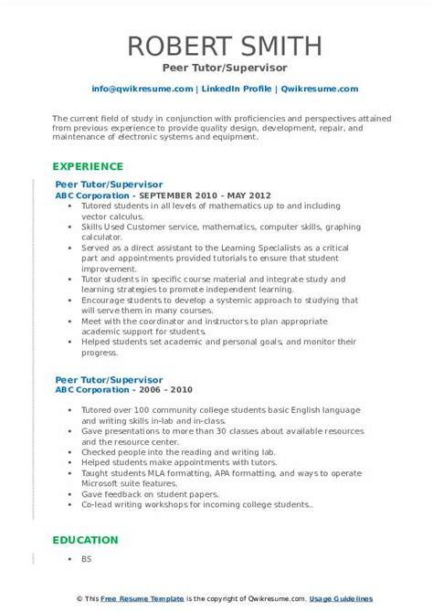 sample resume tutoring job resume word cloud