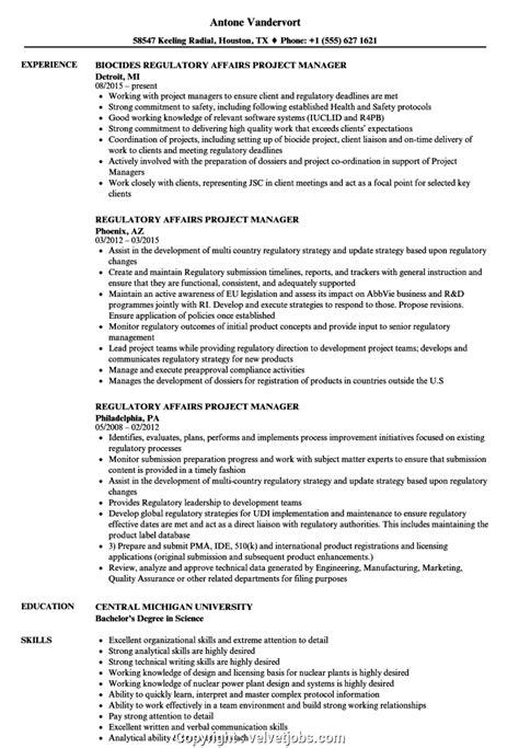 sample resume for pharmaceutical project manager pharmaceutical project manager cover letters - Sample Resume Project Manager