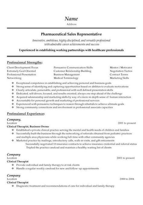 sample resume for experienced medical representative pharmaceutical sales representative resume samples jobhero - Sample Resume For Medical Representative
