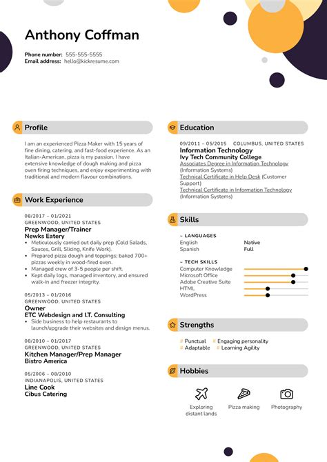 sample resume for pizza cashier resume ixiplay free resume samples