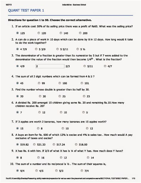 Sample Resume Of Sap Hr Fresher Placement Papersgeneral Knowledge Aptitude Interview