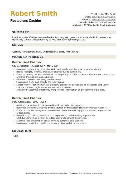 sample of resume for cashier sample cashier resume resume cv cover letter sample resume cashier tim
