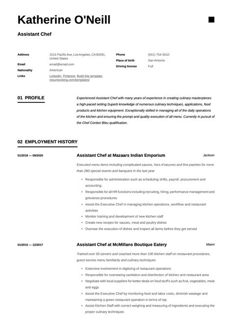 Sample Resume Construction Company Profile Doc Resume Writing Guide Resumagic