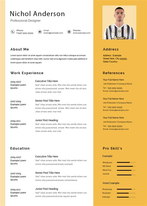 Sample Resume For College Football Coach Sample Athletic Resumes Ncsa Athletic Resume