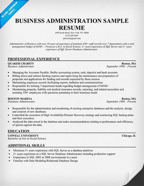 Sample Resume For Zonal Sales Manager Sample Business Manager Cv Careerride