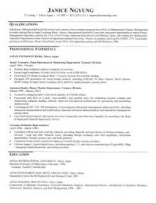 Sample Resume For Graduate School Application Objective Sample Graduate Admissions Resume For A Student Resume