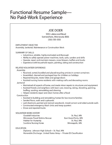 Sample Resume For A Mid Level Civil Engineer Sample Of Experience Resume Format Top 2017