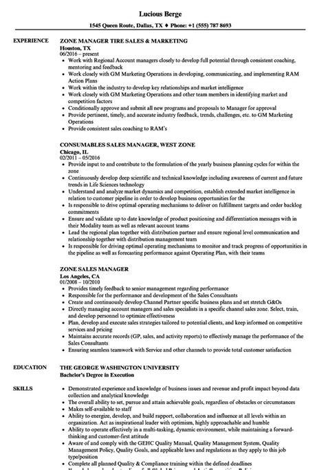 Sample Resume With Accomplishments Sample Resume Zone