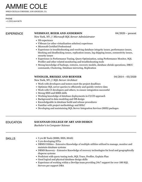 sample resume for sql server dba sample sql server database administrator dba job - Sql Server Dba Sample Resumes