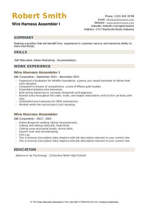 sample resume build release engineer resume sample for job london on wiring harness sample resume - Harness Design Engineer Sample Resume