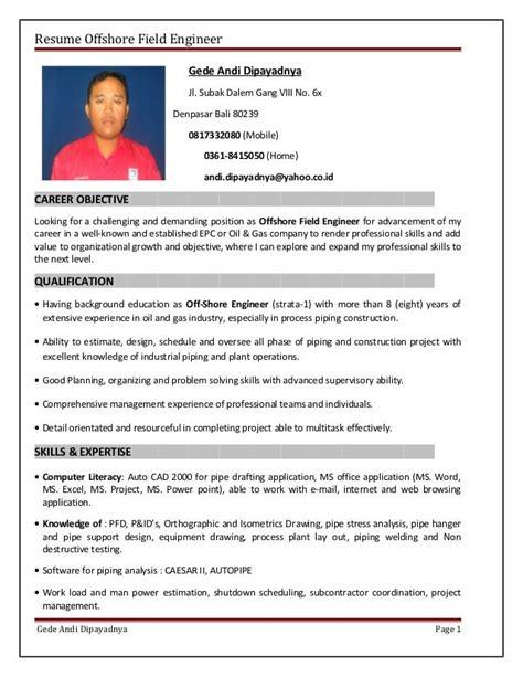 resume sample resume for entry level offshore sample resume for entry level offshore bartender example chef - Sample Resume For Entry Level Offshore
