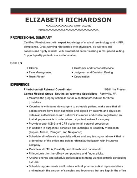 sample resume objective statements health care samples of resume objectives north carolina
