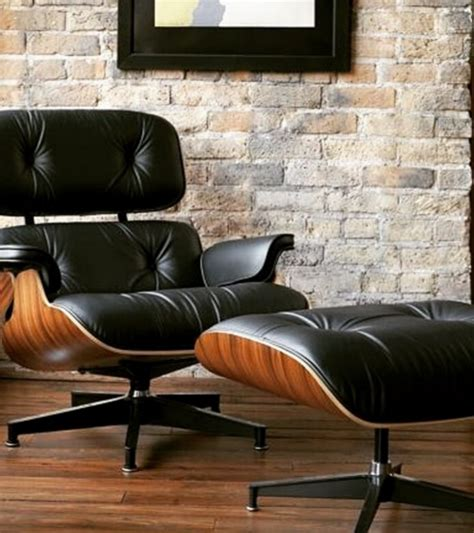 Sandiford Mid Century Lounge Chair and Ottoman