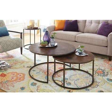 Sanford 5 Piece Coffee Table Set
