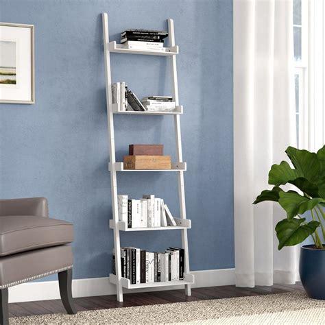 Saniyah Ladder Bookcase