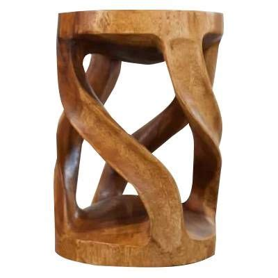 Santa Fe Springs Circular Twist End Table