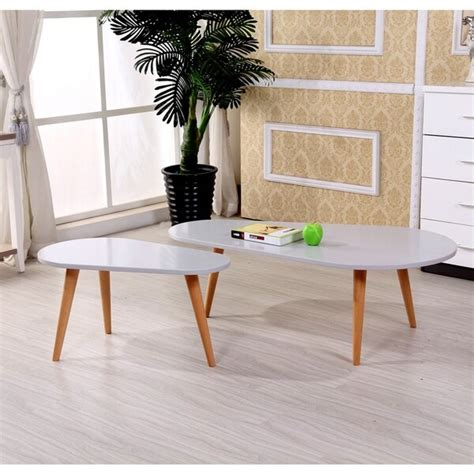 Sara 2 Piece Coffee Table Set